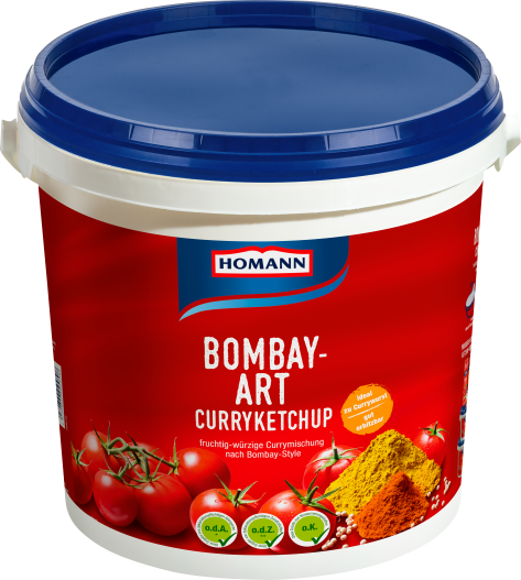 Curry Ketchup Bombay