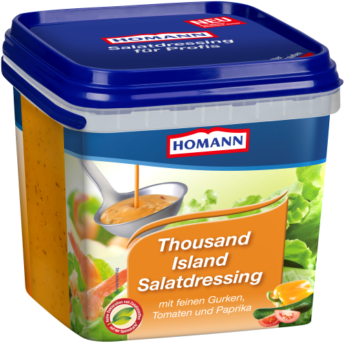 Salatdressing Thousand Island